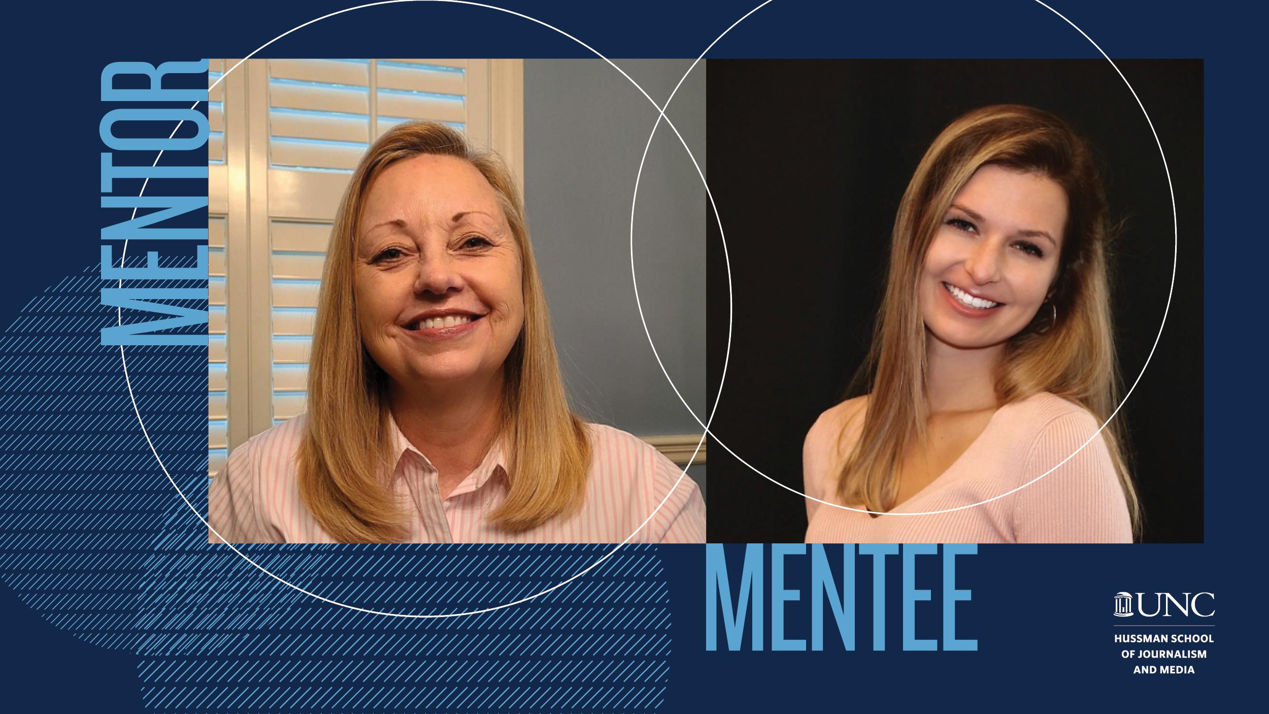 Mentor/mentee pairing Danita Morgan/Lauren Westbrook