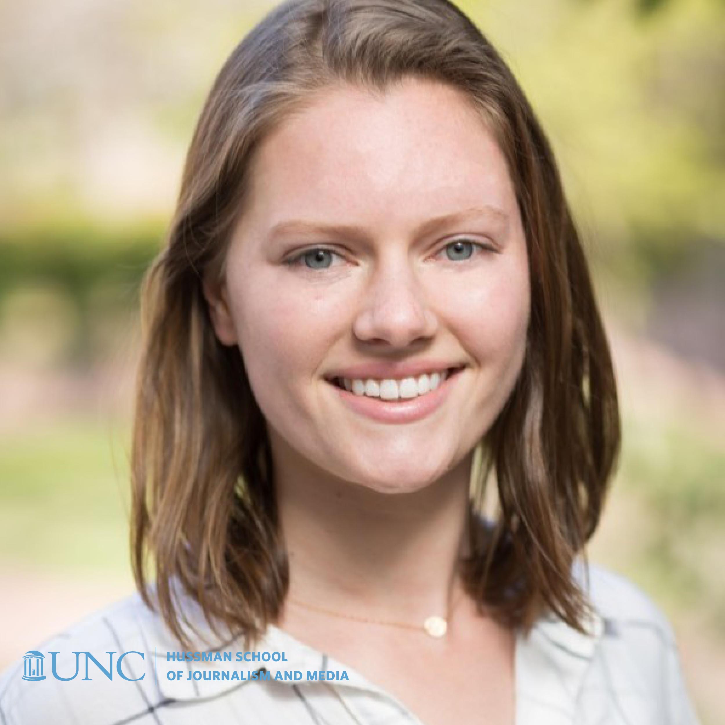 UNC Hussman rising junior Elizabeth Moore '22.