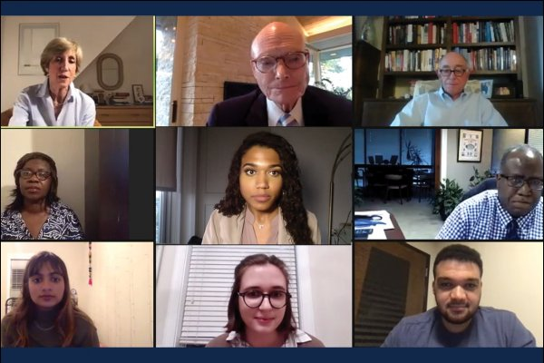 UNC Hussman students, industry leaders discuss role of objectivity in journalism