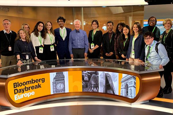 Bloomberg UNC City Business Journalism Diversity Programme ...