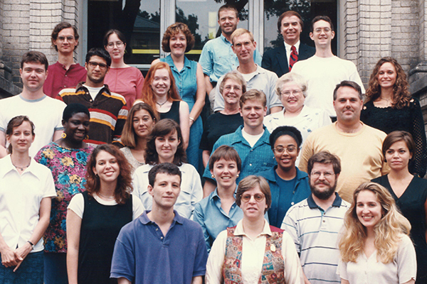 1997 Park fellows