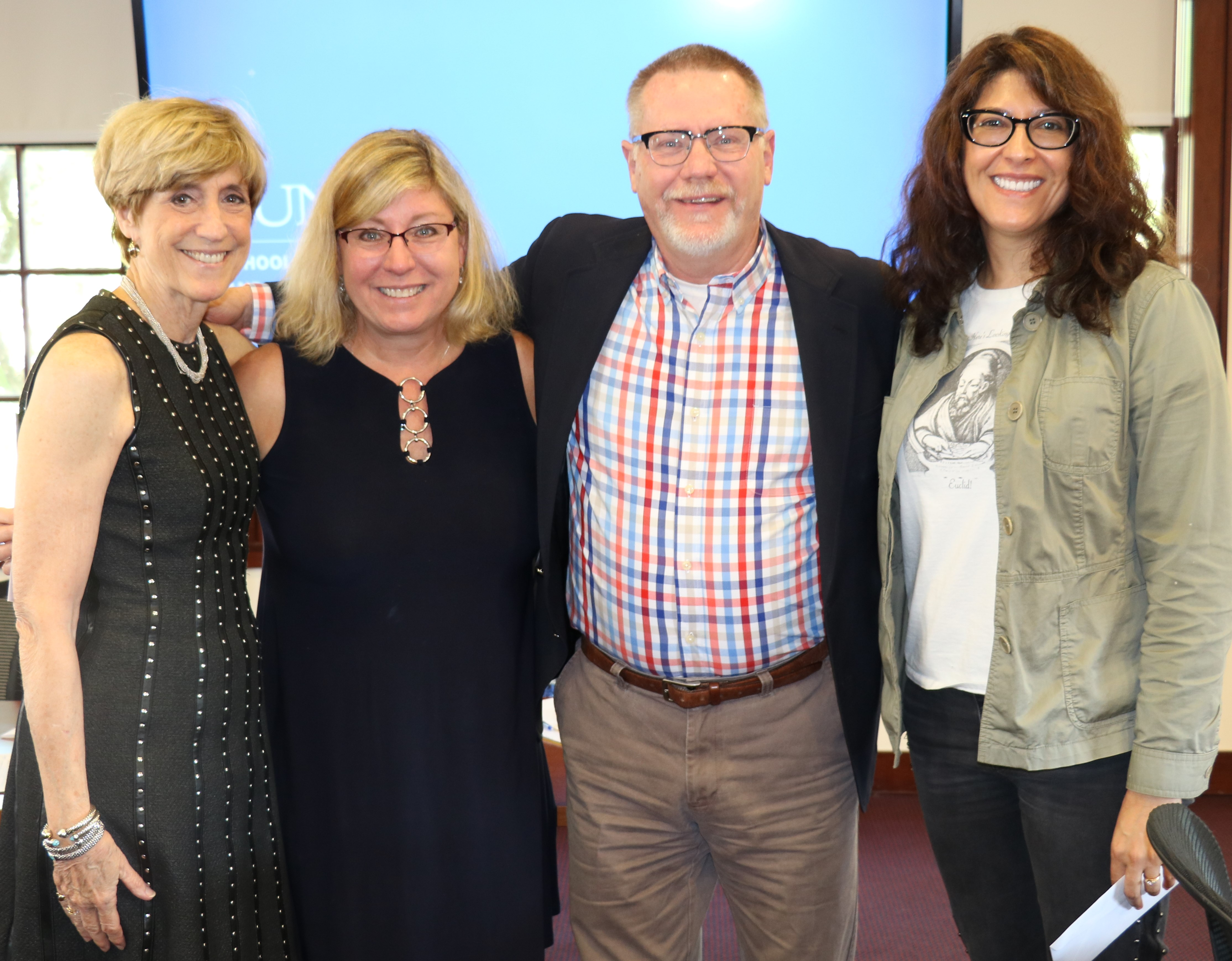 Faculty and Staff Excellence Awards 2019 (Richard Cole Service Award)