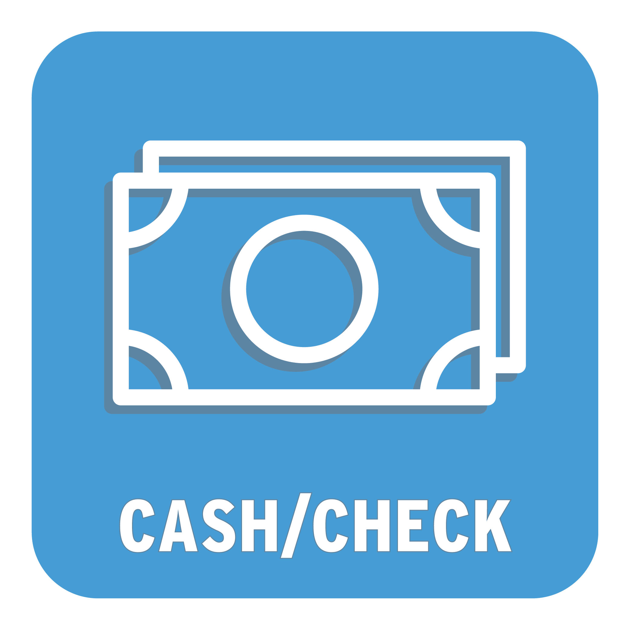 How to Give (Cash or Check)